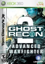 Tom Clancys Ghost Recon Advanced Warfighter 2 preview