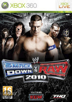 WWE SmackDown vs Raw 2010 preview