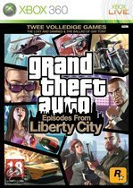 Grand Theft Auto Xbox360