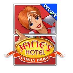 Janes Hotel - Family Hero Deluxe