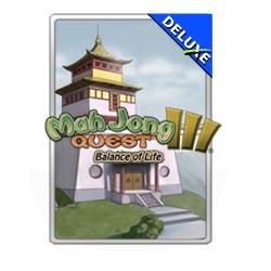 Mah Jong Quest III Deluxe