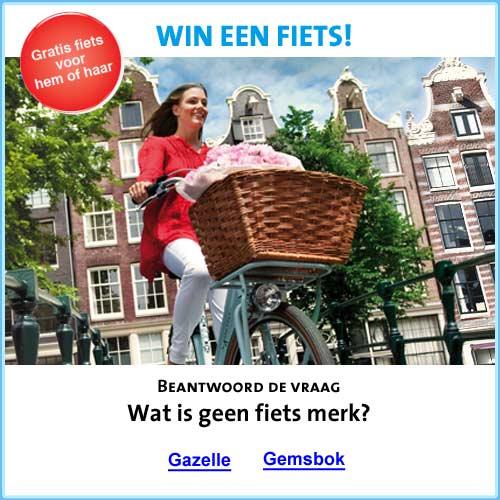 Win een fiets