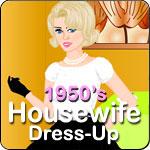 1950s Houswife