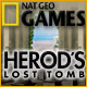National Geographic presents Herods Lost Tomb