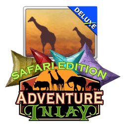 Adventure Inlay Safari Edition De luxe