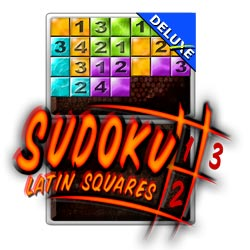 Sudoku Latin Squares Deluxe