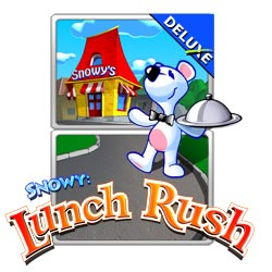 Snowy Lunch Rush Deluxe