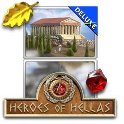 Heroes of Hellas Deluxe
