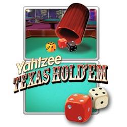 Dobbelen Texas Hold em Deluxe
