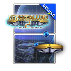 Hyperballoid 2 - Time Rider Deluxe