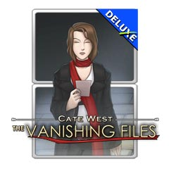 Cate West - The Vanishing Files Deluxe