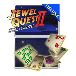 Jewel Quest Solitaire 2 Deluxe