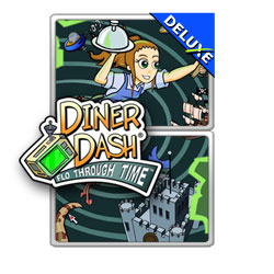 Diner Dash  Flo Through Time Deluxe