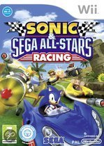 Sonic en Sega All-Stars Racing Launch Trailer HD