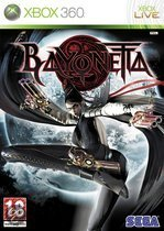 Bayonetta Preview