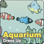 Aquarium Dress Up