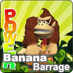 Banana Barrage Game