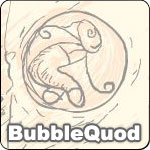 Bubble Quod Christmas Madness