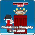 Christmas Naughty List