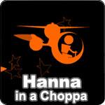 Hanna in a Choppa