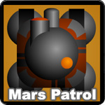 Mars Patrol Game