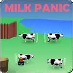 Milk Panic Game