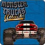 Monster Trucks Attack