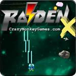 Raiden X Game