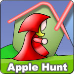 Apple Hunt Game
