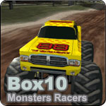 Box 10 Monster Racers