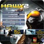 HAWX 2 The 8-bit game