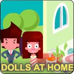 Dolls at Home