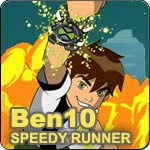 Ben 10 Speedy Runner