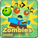 Zombies4Hire Supermarket Bowling