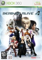 Dead Or Alive 4 Preview
