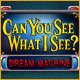 Can You See What I See Dream Machinegame
