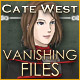 Cate West The Vanishing Files