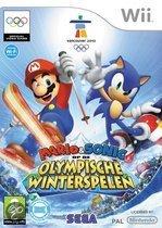 Wii Mario en Sonic op de Olympische Winterspelen