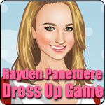Hayden Panettiere Dress Up