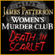 James Patterson Womens Murder Club Death in Scarlet