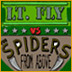 Lt Fly vs the Spiders from Above