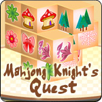 Mahjong Knights Quest