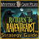 Mystery Case Files Return to Ravenhearst Strategy Guide gratis downloaden