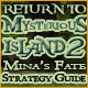 Return to Mysterious Island 2 Minas Fate Strategy Guide
