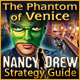 Nancy Drew The Phantom of Venice Strategy Guide