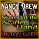 Nancy Drew Secret of the Scarlet Hand Strategy Guide
