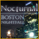 Nocturnal Boston Nightfall
