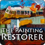 The Painting Restorer