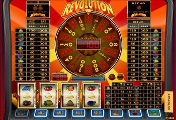 Revolution gr