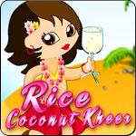 Rice Coconut Kheer